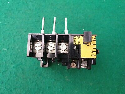 Cutler Hammer MC305ANA3F Thermal Overload Relay 1.8 - 2.5 Amp