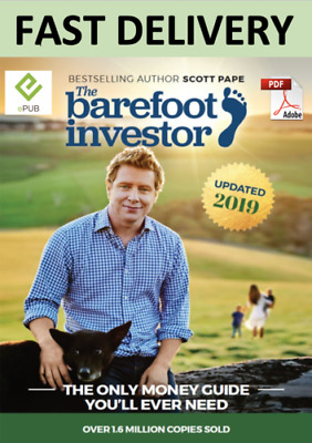 The Barefoot Investor updated 2019:The Only Money Guide You'll Ever Need (Ε-ΒOOΚ