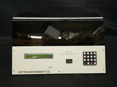 Sutter Instrument P-87 Flaming Brown Micropipette Puller - CLEAN TESTED
