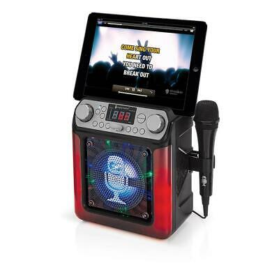 Singing Machine Groove Mini Karaoke System