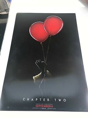 """It Chapter Two 2  Authentic Movie Poster - Pennywise  (11"""" x 17"""") - Version One"""