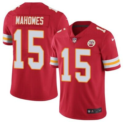NEW stitched Patrick Mahomes Kansas City Chiefs men's red jersey #15