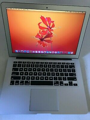 Apple Macbook Air 13 - Early 2014 - Core i5 1.4Ghz  4GB 128 SSD Great Specs!!