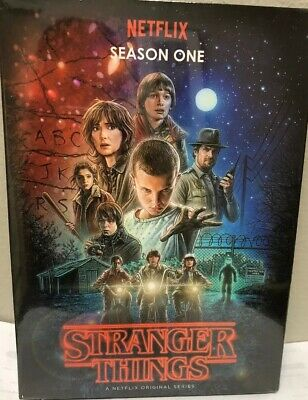 Stranger Things Season 1 DVD