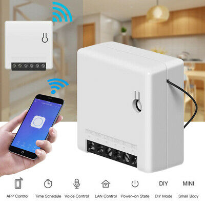 Sonoff Mini-Two Voie DIY Smart Switch-App Distance Control-For Alexa Google Home