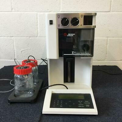 Beckman Coulter Z1 D Coulter Particle Counter