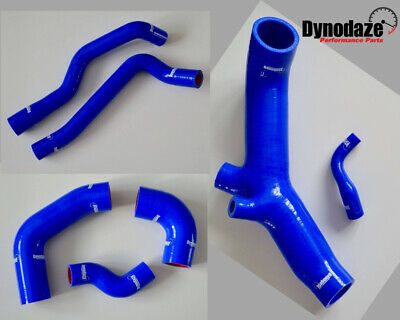 Dynodaze Mitsubishi Colt CZT & Ralliart Complete Engine Bay Silicon Hoses Blue
