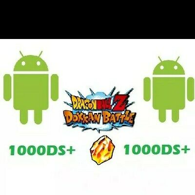 Compte /Account Dokkan Battle Farmed 1000Ds+  Account Item Farmed !   Fr/Eng