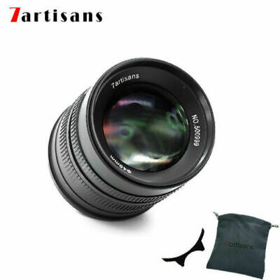 7artisans 55mm f/1.4 APS-C Manual Fixed Lens for Leica T Mount Camera Leica T/TL
