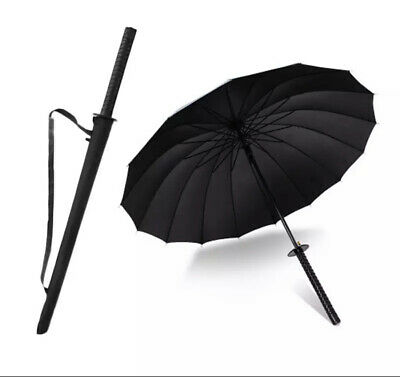 Katana Style Sword Handled Umbrella