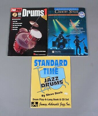 Percussion, Instruction Books, CDs & Video, Musical