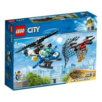 Sky Police Drone Chase LEGO Brand New LEGO-60207