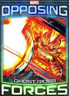 Topps Marvel Collect Ghost-Rider vs Mephisto OPPOSING FORCES Week 2 DIGITAL CARD