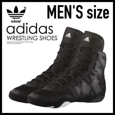 adidas Pretereo 3 Wrestling Shoes Rot weiß