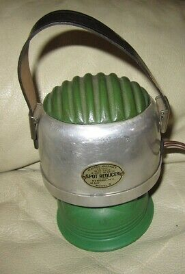 Vintage Model S Electric Massager by the Spot Reducer Co.