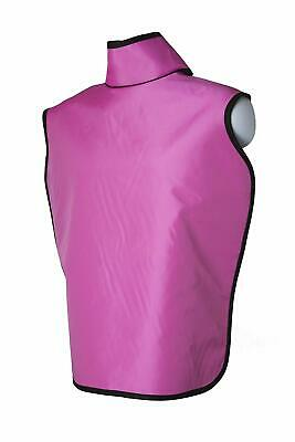 VISIONARY Child X-Ray Lead Apron with Collar  0.3 mm Medical Grade Mauve XAC-CM