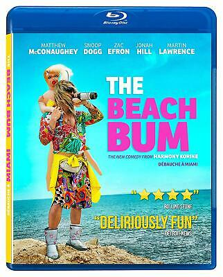 The Beach Bum (Blu-Ray, 2019, Canadian Edition WITH FRENCH)