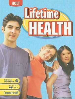 Lifetime Health by Holt
