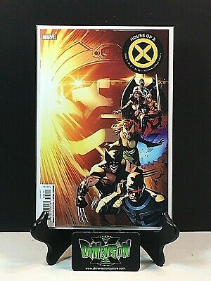 HOUSE OF X #3 MAIN COVER NM MARVEL COMIC BOOK  2019 1st Print