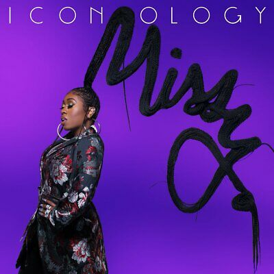 """Missy Elliott-  """"Iconology""""  Extended Ep.. Official Mix Cd.. 2019"""
