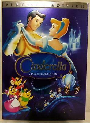 Cinderella: Build your own Disney DVD Lot save on additional titles purchased