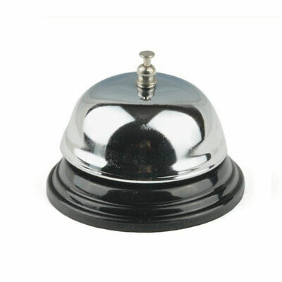 Hotel Counter Shop Bell Metal Reception Restaurant Kitchen Service Call NP2
