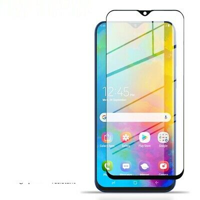 Full Cover 9D Tempered Glass Screen Protector For Samsung Galaxy A40 A50 A70 A90