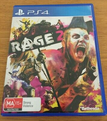 RAGE 2 - PS4 PlayStation 4 Game - Very Good Condition