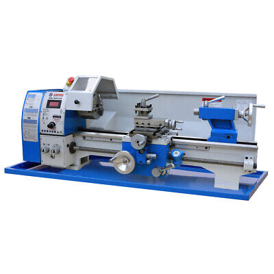 "WEISS Variable Speed 10"" x 30"" Benchtop Brushless Metal Lathe Digital"