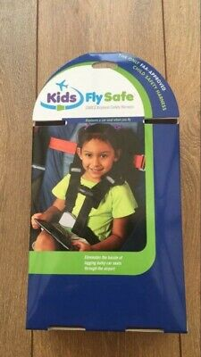 2 WEEK HIRE - CARES Kids Fly Safe Child Harness FAA approved - RENTAL