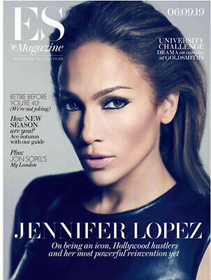London ES Magazine September 2019: JENNIFER LOPEZ COVER AND FEATURE