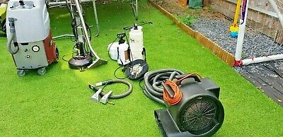 Pro Carpet Cleaning Equipment Kit Cfr Eco 500