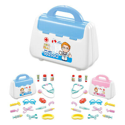 Doctor Nurse Playset Kit medico Doctor Pretend Play Set per Mell Chan Baby