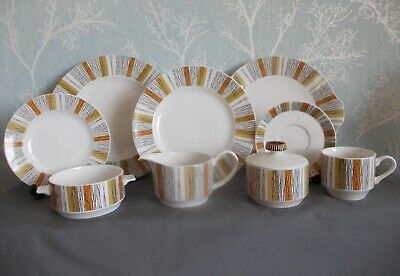 Vintage Midwinter Sienna Replacement Dinner Ware Options