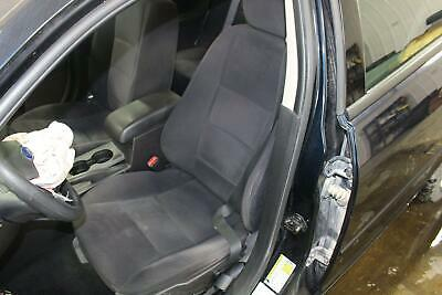 2008 09 Ford Fusion Driver Left LH Electric Black Cloth Front Seat from 12/04/07