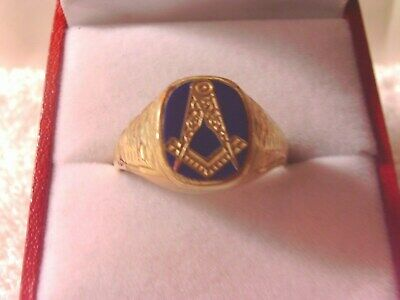 Rings & Watches, Masonic, Collectables | PicClick UK