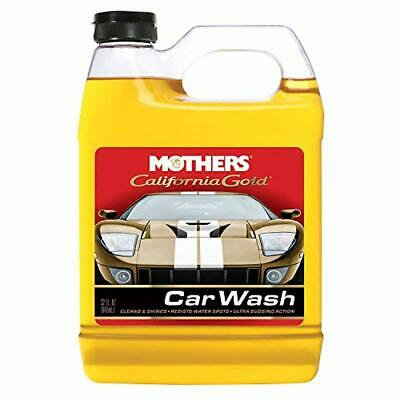 Car Wash Mothers California Gold 32 oz clean and care to prevent dulling paint