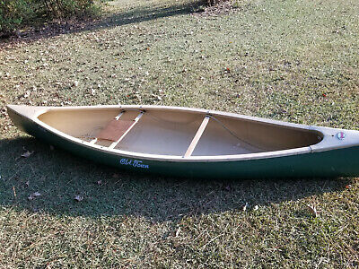 OLD TOWN DISCOVERY 119 Solo Canoe - Lightweight Canoe