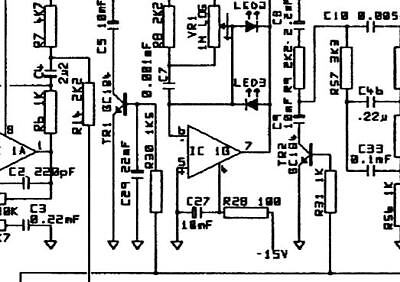 MARSHALL JCM 2000 DSL100 100w Amplifier Schematic Diagram ... on