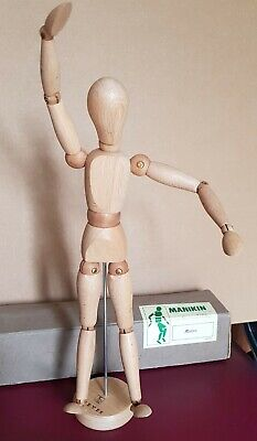 wooden manikin/mannequin.JAPAN