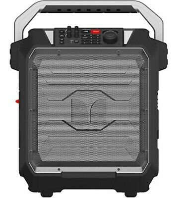 Monster Rockin' Roller Charge 150W Bluetooth Speaker Portable Indoor/Outdoor