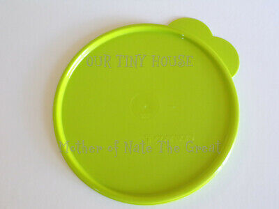 Tupperware Seal Replacement C Lid Butterfly-Tabbed Wonderlier GREEN 2541
