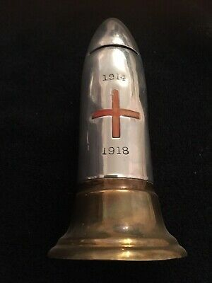 Trench Art, World War I (1914-1918), Militaria, Collectables