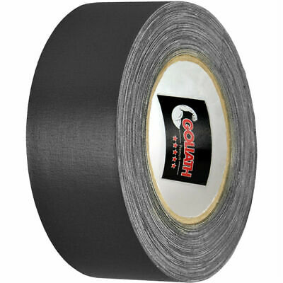 TYPE 398 EXTREME HOLD SILVER FABRIC DUCT TAPE 48 MM WIDE x 55 M 180 FT