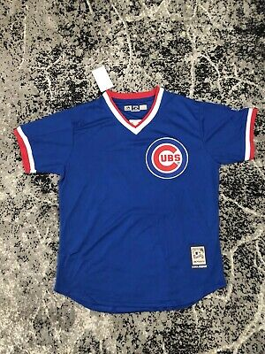 Kris Bryant Chicago Cubs Retro Throwback Jersey M L XL FREE SHIPPING NEW