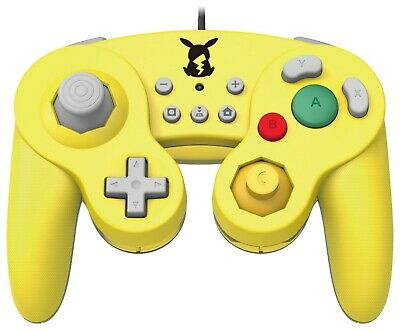 Nintendo Battle Pad (Pikachu Edition) GameCube Style Controller Nintendo Switch