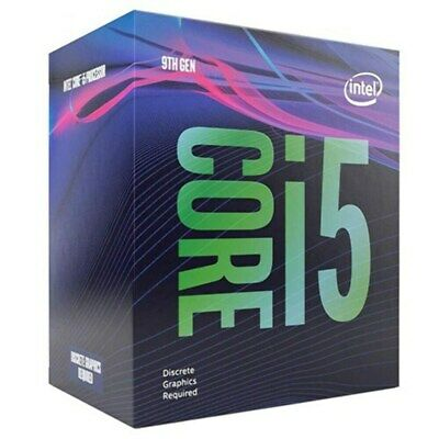 Boxed Intel CPU Core i5-9400F (2.9GHz, 9M, LGA1151) [GI20] SY-SC-BX80684I59400F
