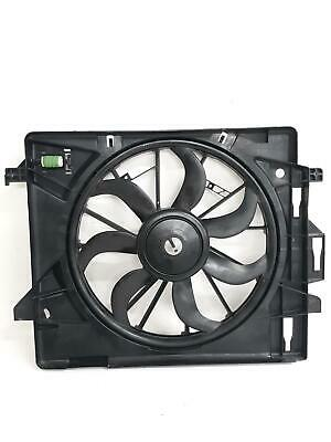 Radiator Cooling Fan For 2008-2016 Dodge Grand Caravan Chrysler Town & Country