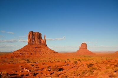 270840 Monument Valley Utah Landscape Wall Print Poster Us