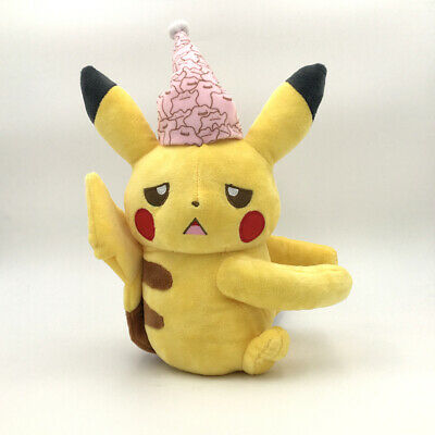"Pokemon Pikachu needs Hug Plush Doll Soft Stuffed Toy Xmas Gift 10"" Ornament"